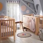 L'aménagement de la chambre pour le futur bébé