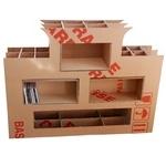 La mode des meubles en carton