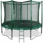 Un trampoline pour le jardin