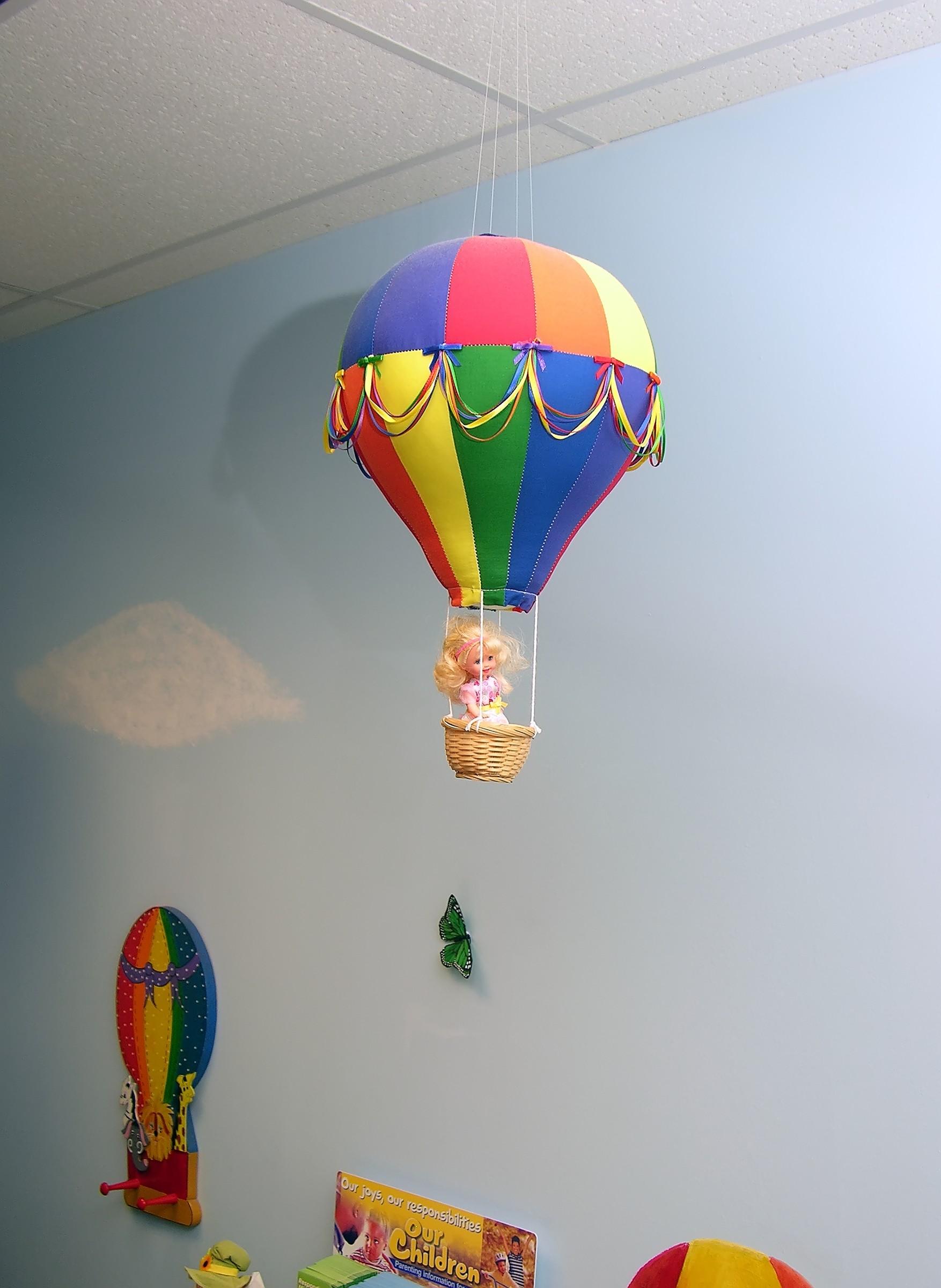Aménager une salle de jeux pour enfants