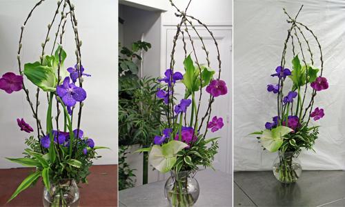 comment r aliser soi m me une composition florale. Black Bedroom Furniture Sets. Home Design Ideas