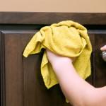 Nettoyer vos armoires de façon efficace