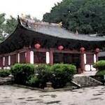 Maison en chine