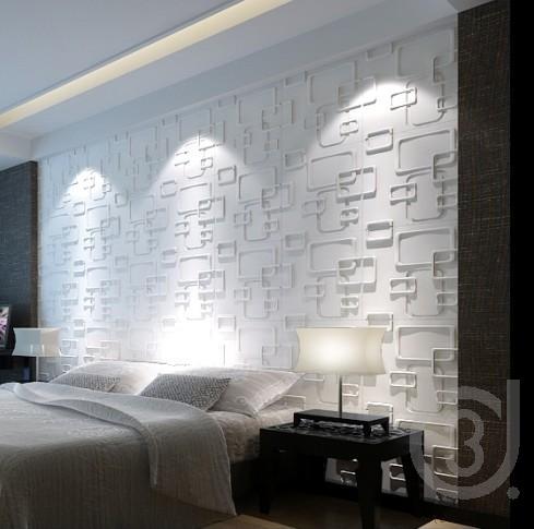 Les panneaux muraux 3D : La tendance déco pour 2014