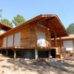 Quel est l'état du marché des maisons en bois?
