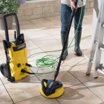 Utiliser un nettoyeur haute pression pour sa maison