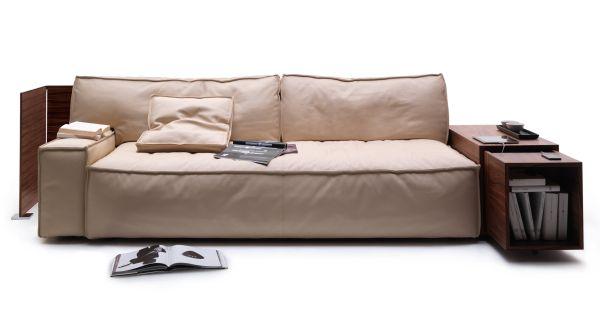 Le canapé connecté