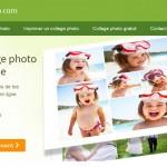 Nouvel instrument : échafauder photocollage sur le web gratuit