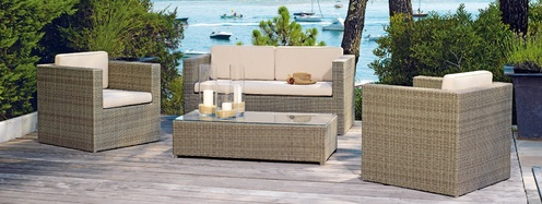 comment am nager sa terrasse pour passer de bons moments. Black Bedroom Furniture Sets. Home Design Ideas