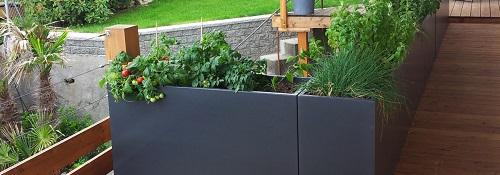comment am nager sa terrasse pour passer de bons moments. Black Bedroom Furniture Sets. Home Design Ideas