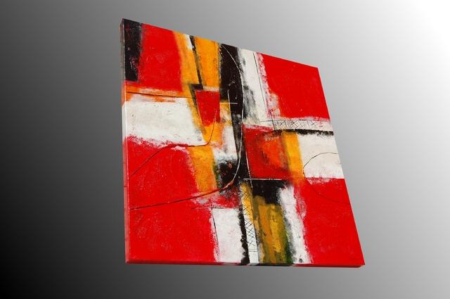 La peinture sur du papier peint for Peindre sur une tapisserie