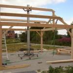 Construction en bois