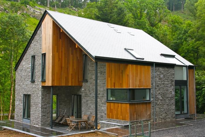 Comment transformer sa maison pour la rendre basse nergie - Maison passive renovation ...