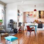 Les conseils pour transformer votre appartement en loft vintage