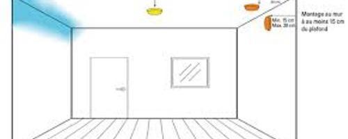 schéma détecteur incendie 500