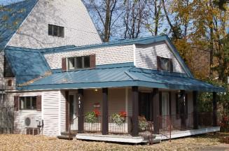 Entretien, réparation et remplacement d'une toiture