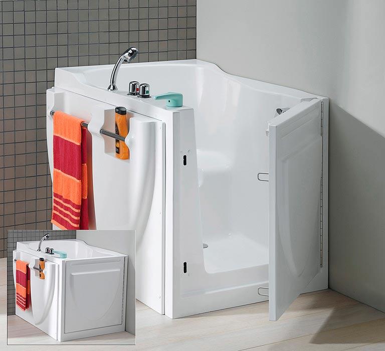 pourquoi choisir une baignoire porte. Black Bedroom Furniture Sets. Home Design Ideas