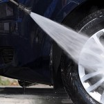 Laver sa voiture avec un karcher 130 bars