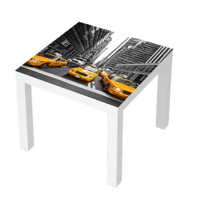 Des stickers pour relooker ses meubles ikea for Stickers pour meuble