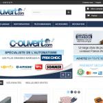 C-Ouvert.com : vente en ligne de produits de fermeture.