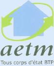 A.E.T.M. : Entreprise générale de bâtiment Paris