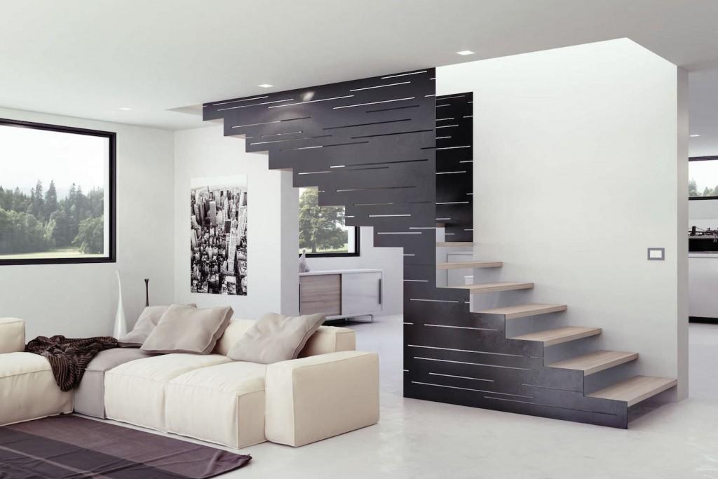 Escalier design les 10 plus beaux mod les for Les plus beaux escaliers interieur