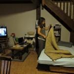 Comment bien installer son invité à dormir dans le salon!