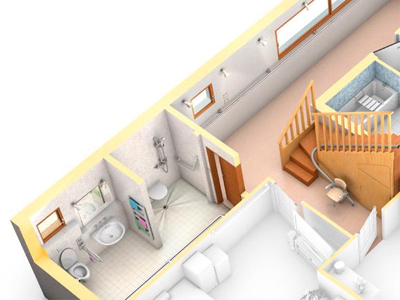 am nager son habitation pour viter les chutes. Black Bedroom Furniture Sets. Home Design Ideas