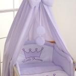 Ciel de lit pour une décoration parfaite de la chambre bébé