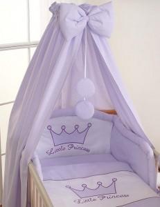 ciel de lit pour une d coration parfaite de la chambre b b. Black Bedroom Furniture Sets. Home Design Ideas