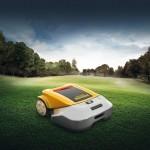 Un robot intelligent pour tondre sa pelouse