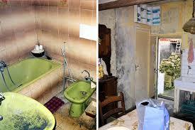 dégradation revêtement de salle de bain