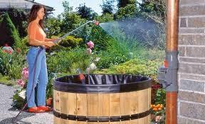 Avantages de la récupération de l' eau de pluie