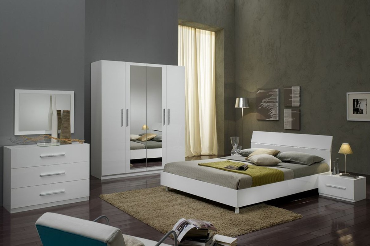 modele de chambre a coucher adulte. Black Bedroom Furniture Sets. Home Design Ideas