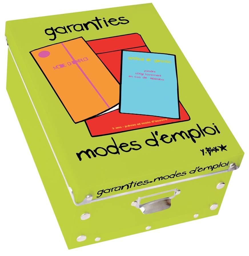 Les boîtes de rangement, en fer ou en carton, pour ranger la maison