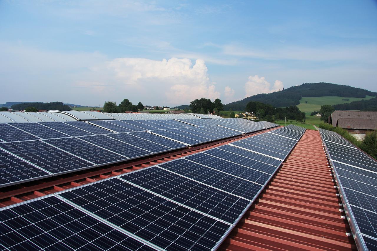 Les panneaux photovoltaïques, capteur d'une énergie infinie