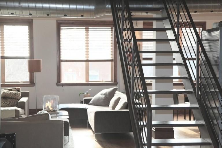 Escalier métallique Lille