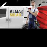 L'assistance pour poser des panneaux solaires chez Alma Solar