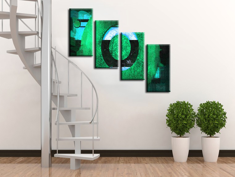 d coration murale pour d corer son entr e. Black Bedroom Furniture Sets. Home Design Ideas