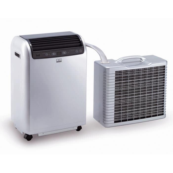 Comment choisir son climatiseur mobile pour cet t - Gaine evacuation climatiseur mobile ...