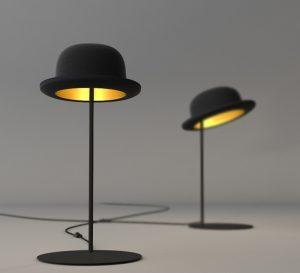 Luminaires insolites