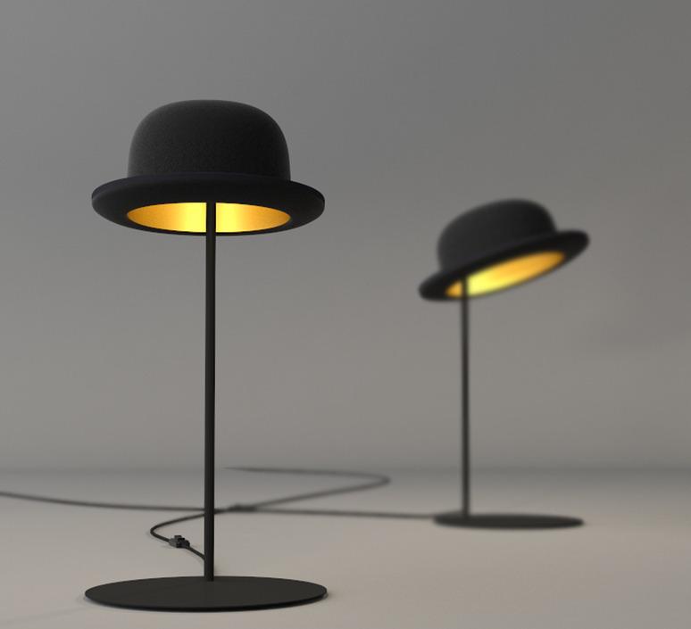 Des luminaires insolites avec la sélection Nedgis