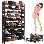 Comment bien choisir sa pièce de rangement de chaussures