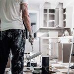 Renovation de maison ou condo neuf entrepreneur dans la cuisine