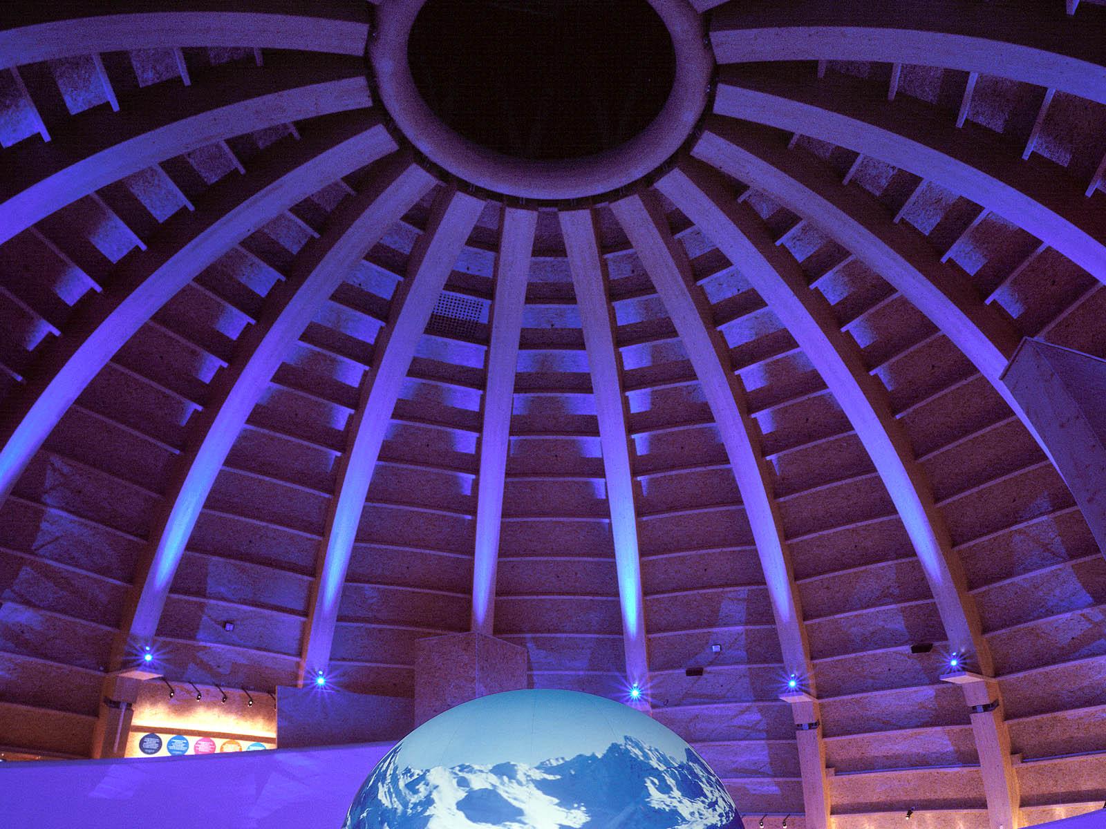 Le Globe du CERN, tout un symbole