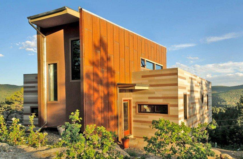 Et si vous viviez dans un container?