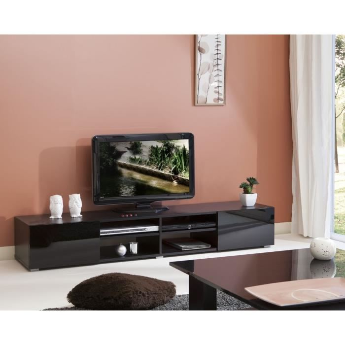 Comment choisir un meuble tv ad quate la table basse for Meuble tv delamaison