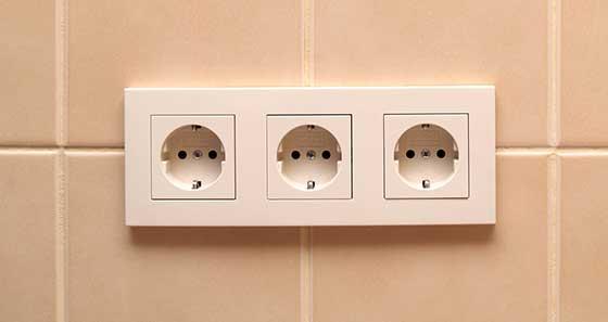 Comment installer une prise murale - Cache pour prise electrique ...