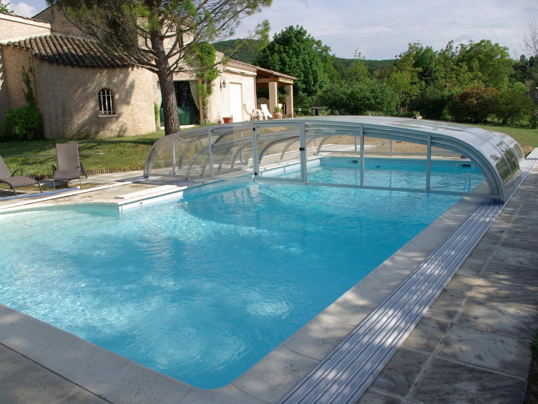 Quel abri de piscine choisir ?