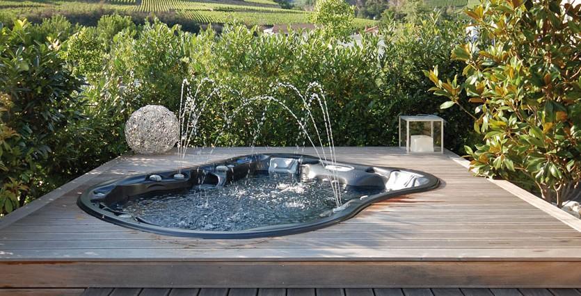 Envie d 39 installer un spa ext rieur dans votre jardin - Photo de spa exterieur ...